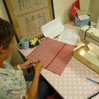 Learn To Use A Sewing Machine. Brighton