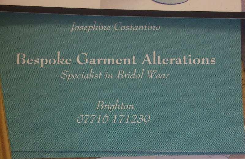 dressmakers page - Josephine Constantina