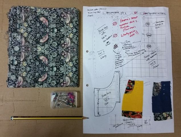 fashion design - emmas final skirt design and mini draft. april 15 fashio