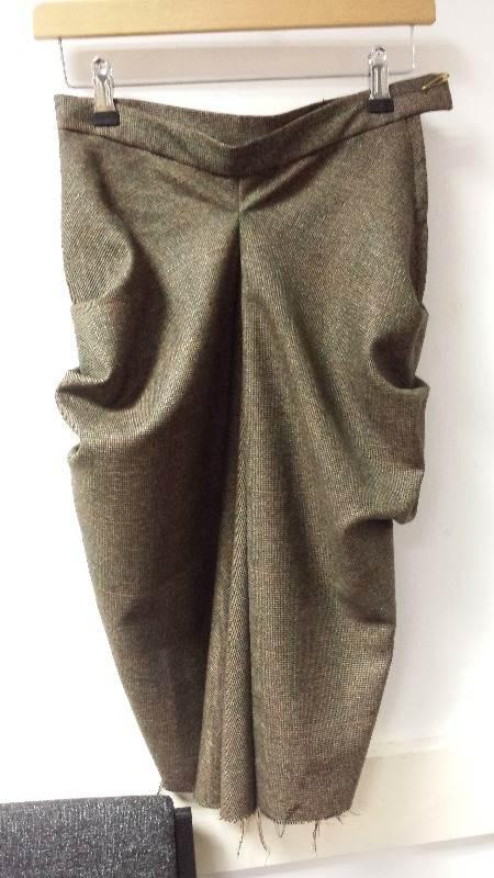 fashion design - vanessaskirt