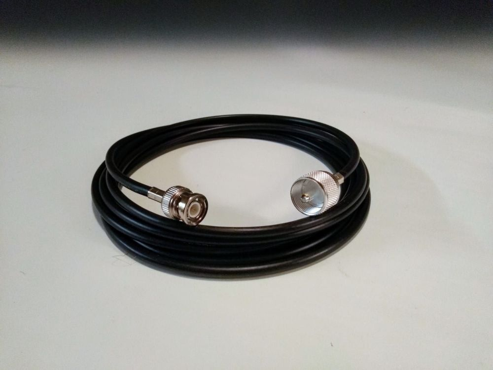 FL-3 Flylead for G4TPH  Magloop Antennas