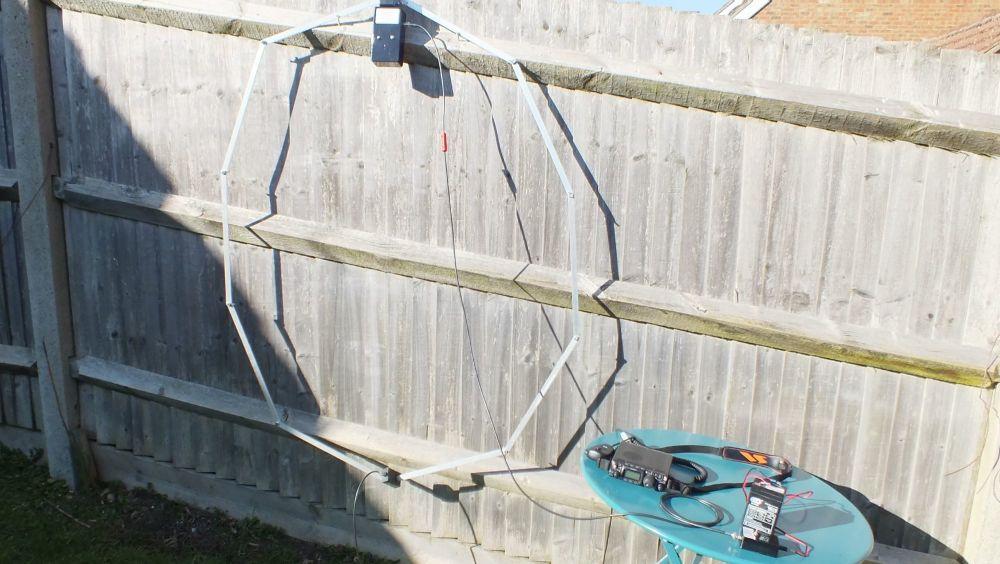 ML40HP MK11 Remote Tune Magloop