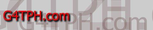 G4TPH.com, site logo.