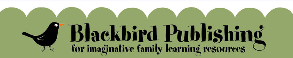 Blackbird Publishing, site logo.