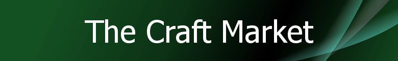 The Craft Market, site logo.