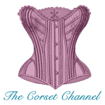 corset channel badge