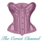 corset channel badge