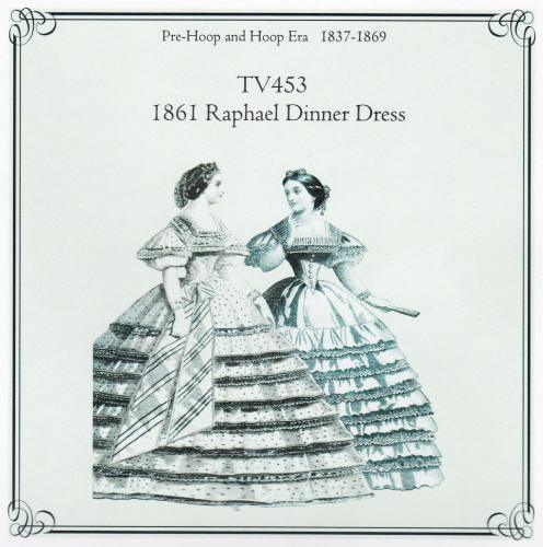 1861 Raphael Dinner Dress