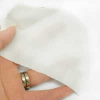 Strong Powernet fabric - white FQ