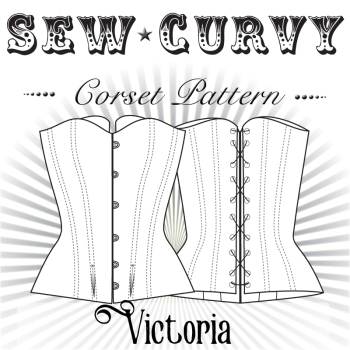 Victoria Corset Pattern