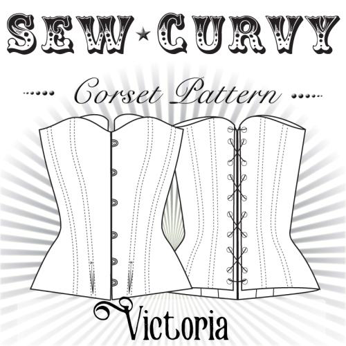 Victorian Corset Kit