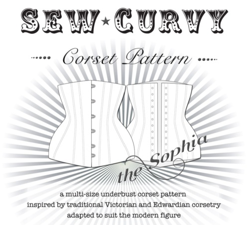 b386b8d1fc0 Sew Curvy corset making kit for beginners