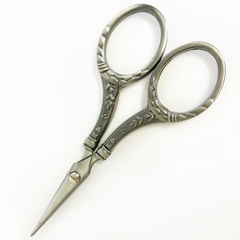 Victorian sewing scissors