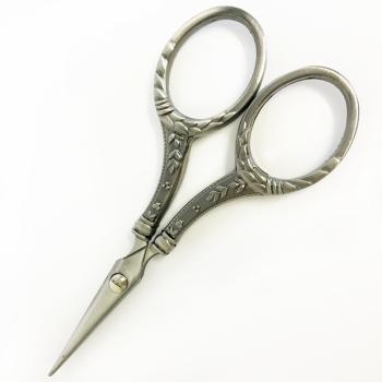 Victorian sewing scissors