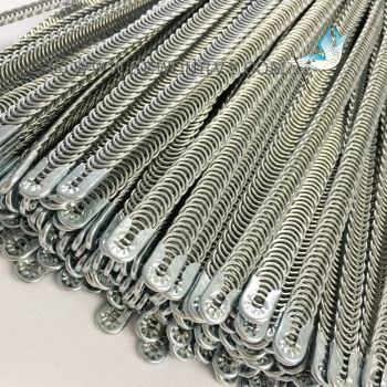 4dc6a8e7d4c pre-cut flat and spiral steel boning for corsetry.