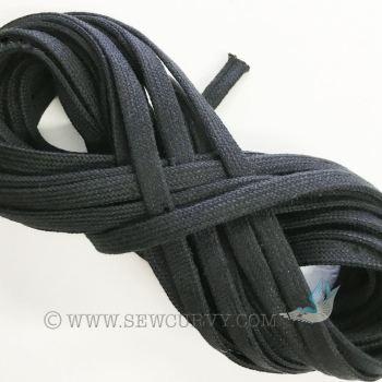 Corset lacing - Black