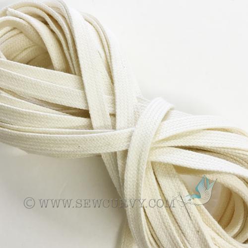 Corset lacing - Ecru