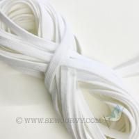 Corset lacing - White