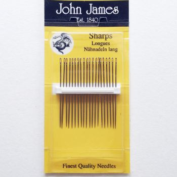 John James needles - size 7