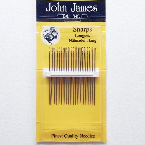 John James needles - size 7