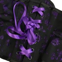 Satin ribbons for corsets