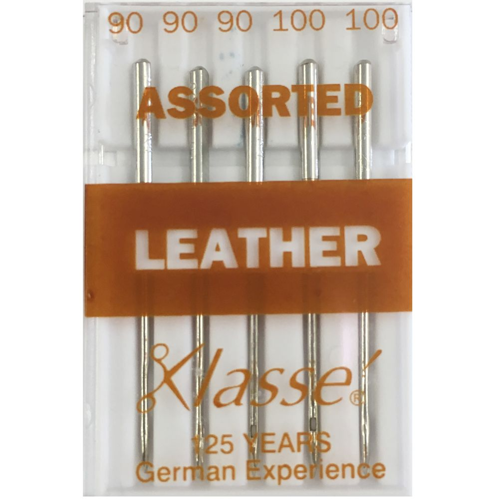 sewing machine needles for leather