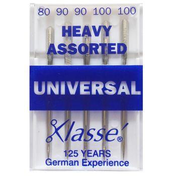 Machine needles - Heavy assorted