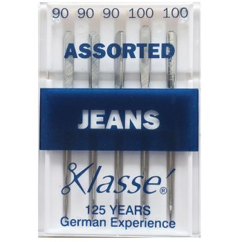 Machine Needles - Jeans assorted