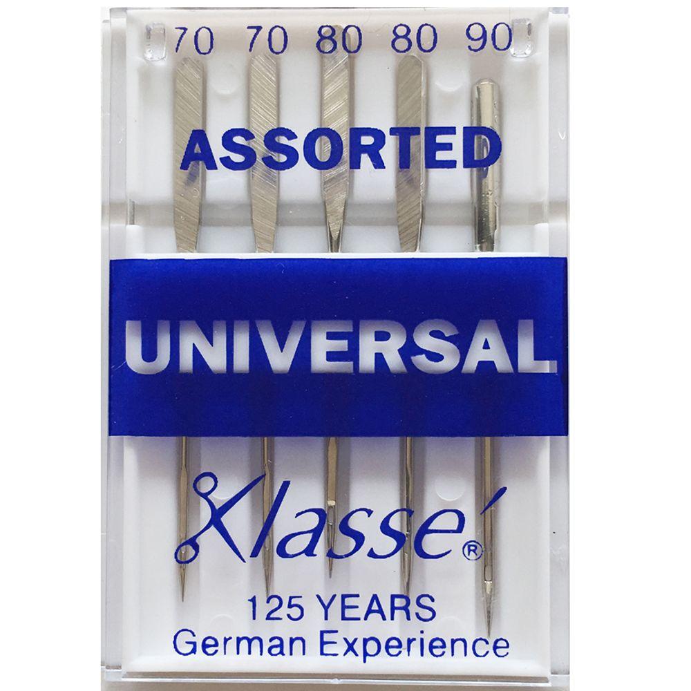 Machine Needles Universal Assorted