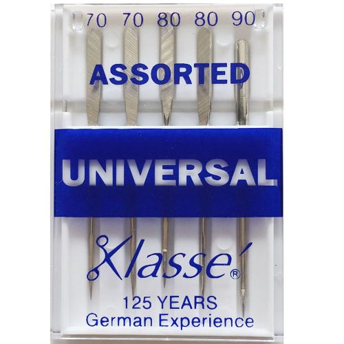 Machine Needles Universal Assorted