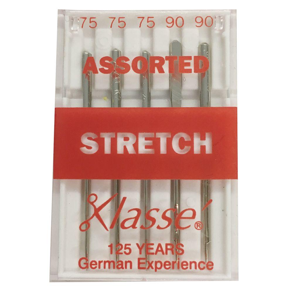 Machine Needles Stretch Assorted
