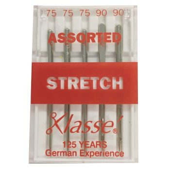 Machine Needles Stretch Assorted
