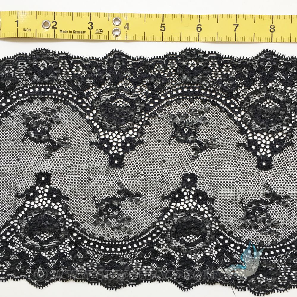 Lace and decoration