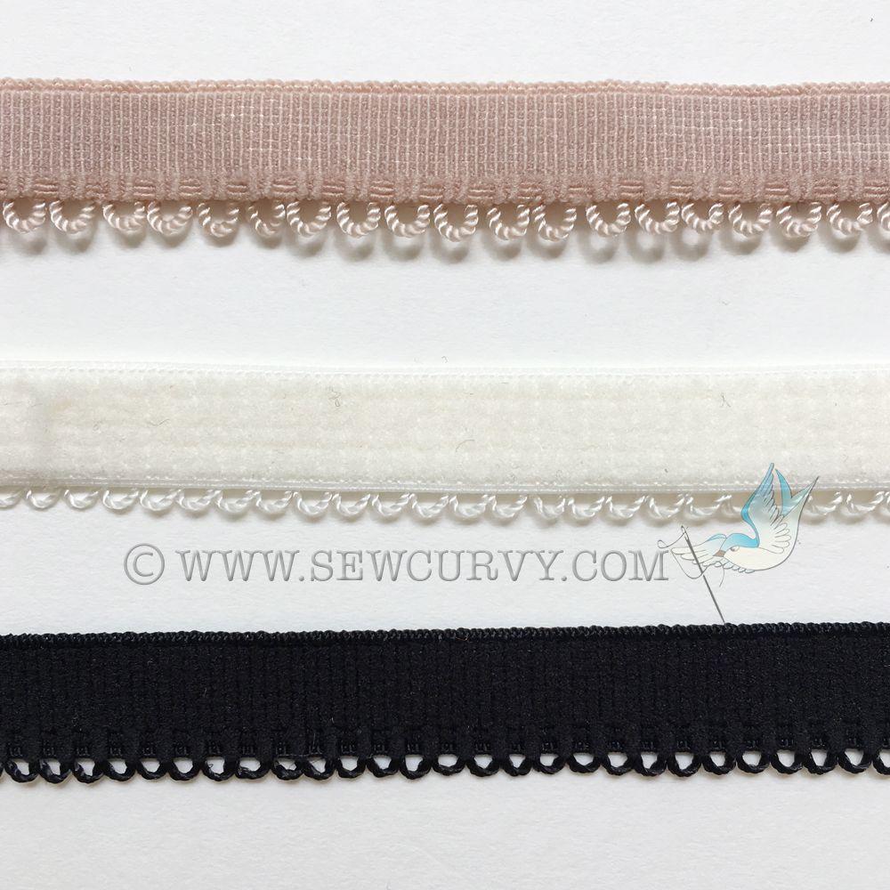 Plush elastic 10mm