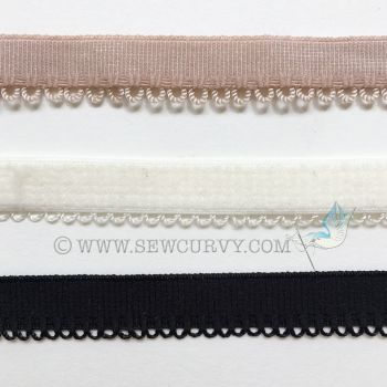 Plush elastic 10mm