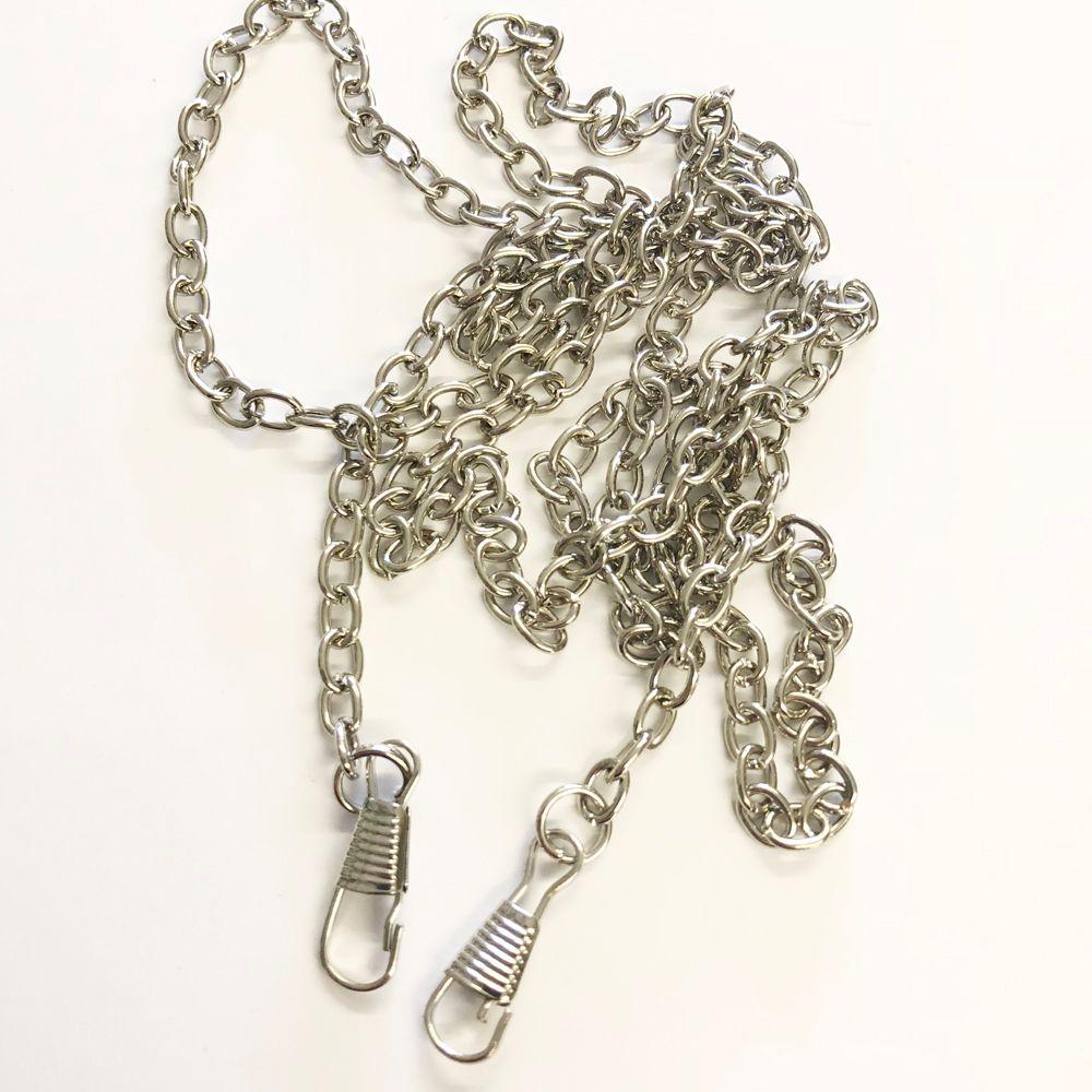Silver bag chain