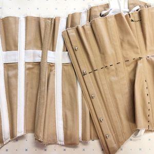 client corset toile sew curvy