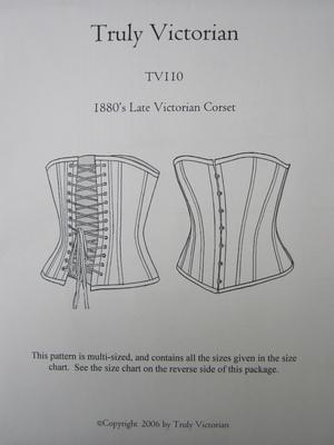 64ef2040277 corset pattern