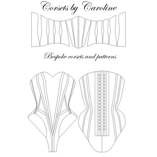 Tilly Corset Body