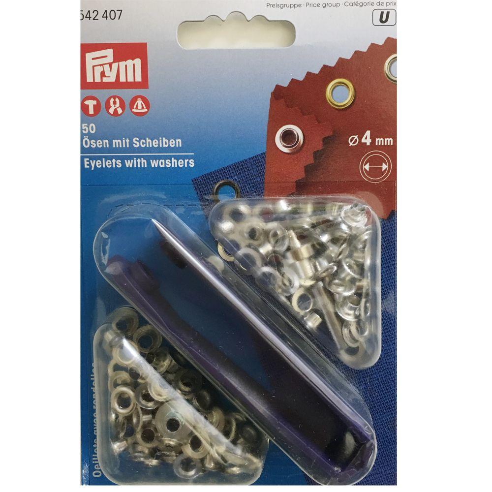 Prym eyelet kit 4mm