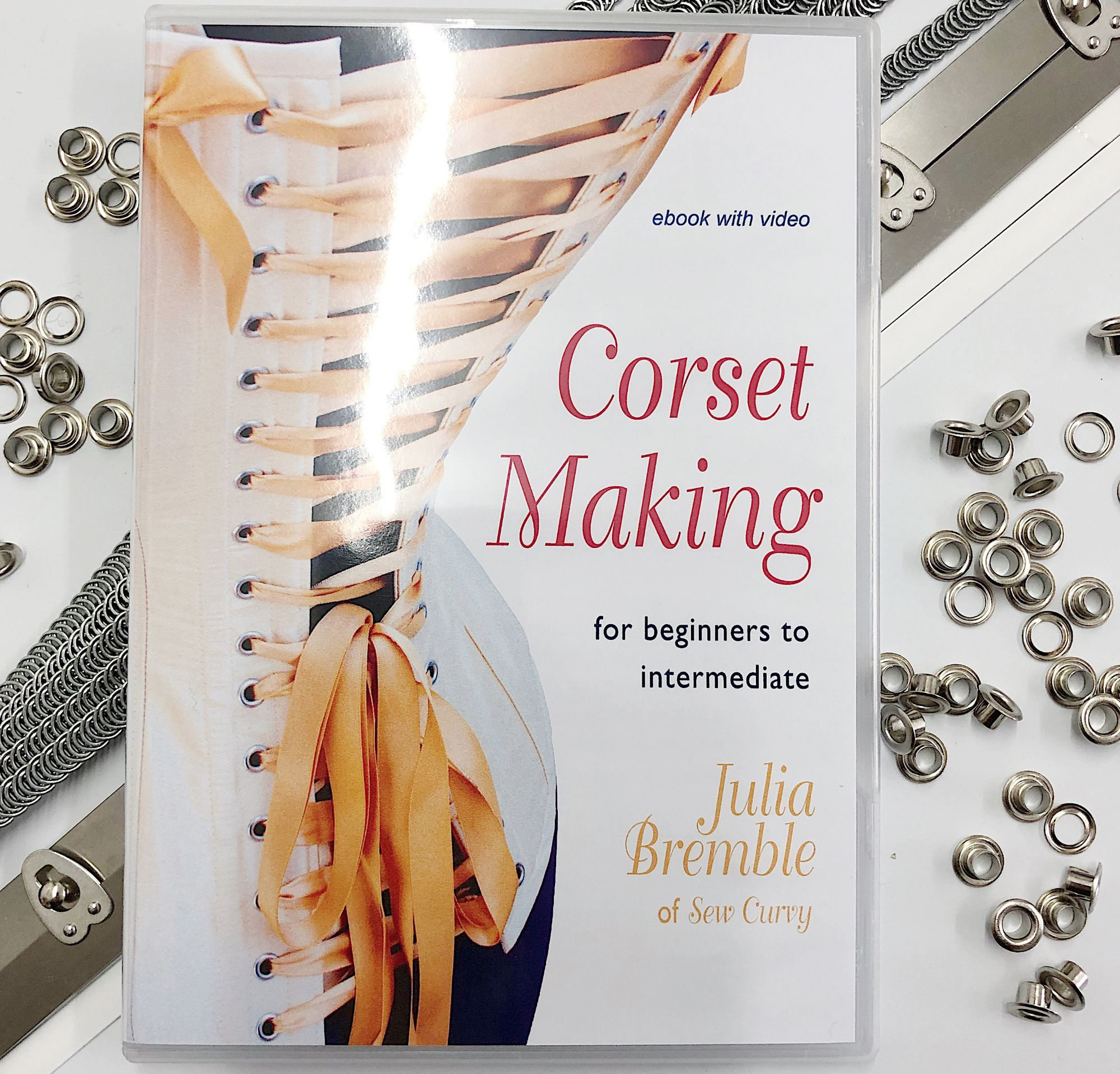 Learn corset making from beginners to intermediate