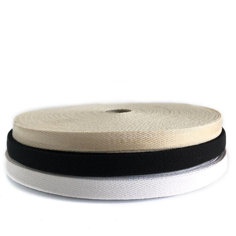 Herringbone tape 15mm - whole roll