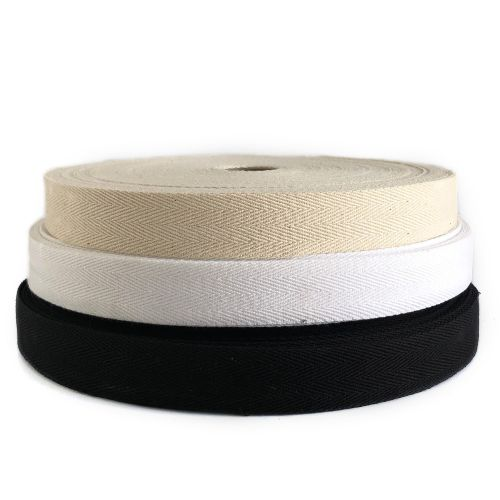 25mm herringbone tape - whole roll