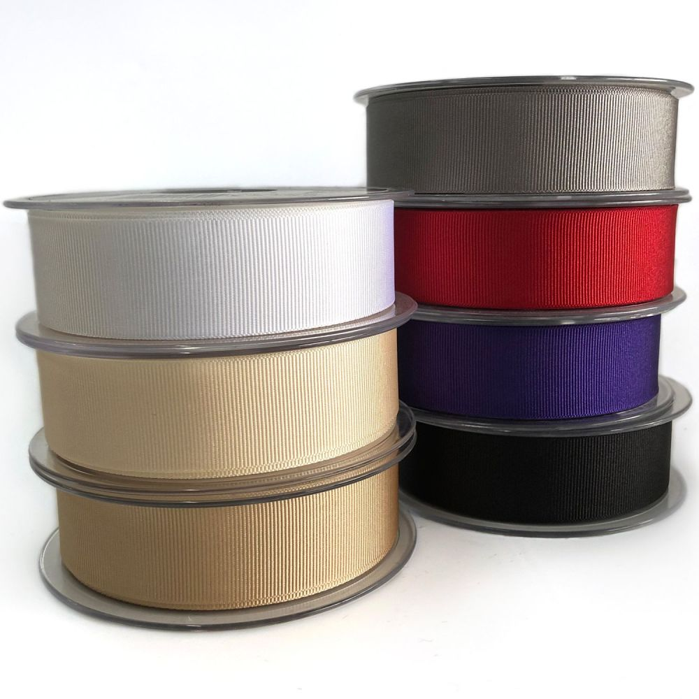 Grosgrain ribbon 25mm