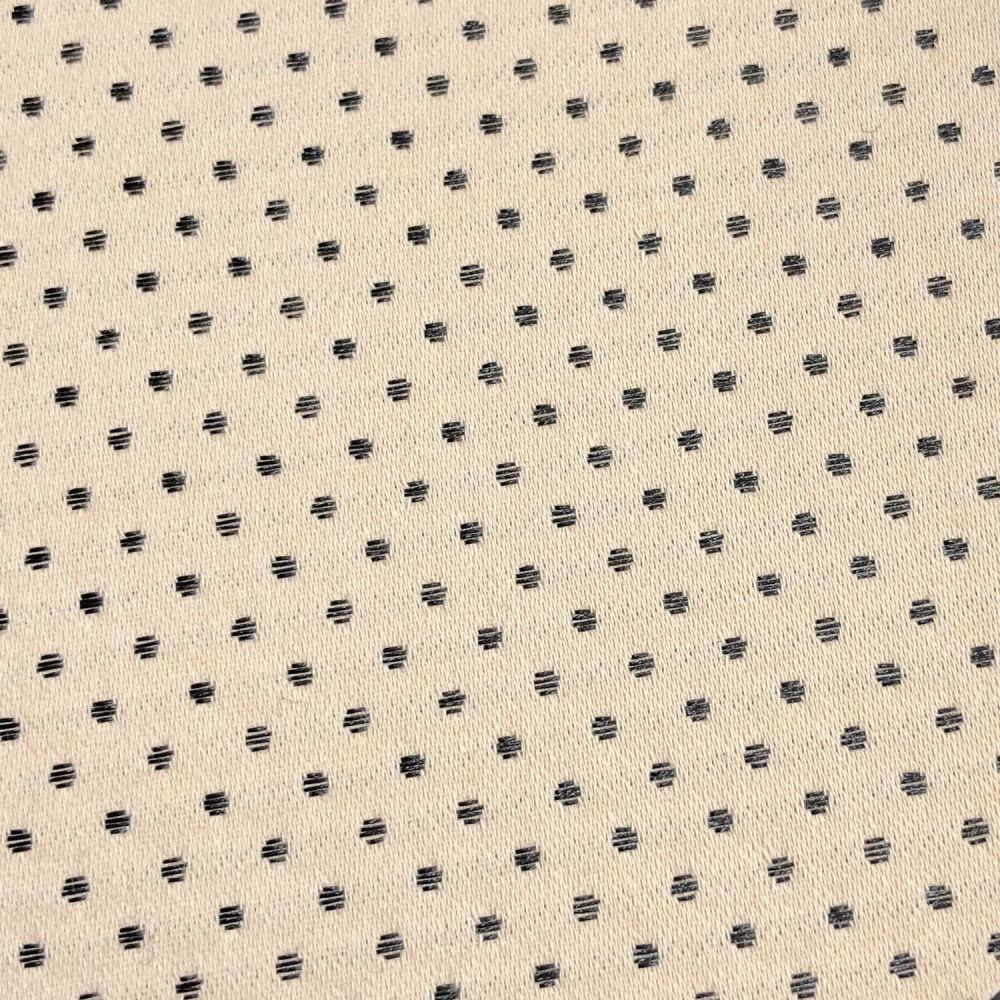 Spot broche coutil - butterscotch/black