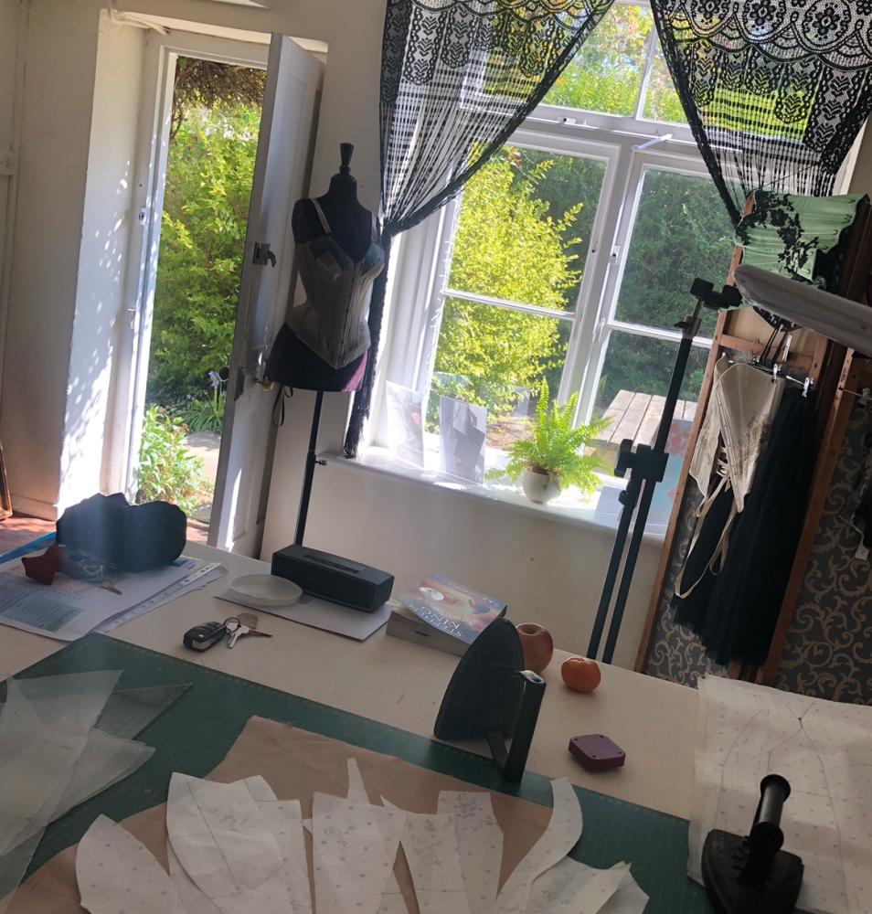 Sew Curvy studio