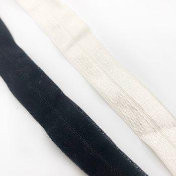 Fold over elastic 20mm