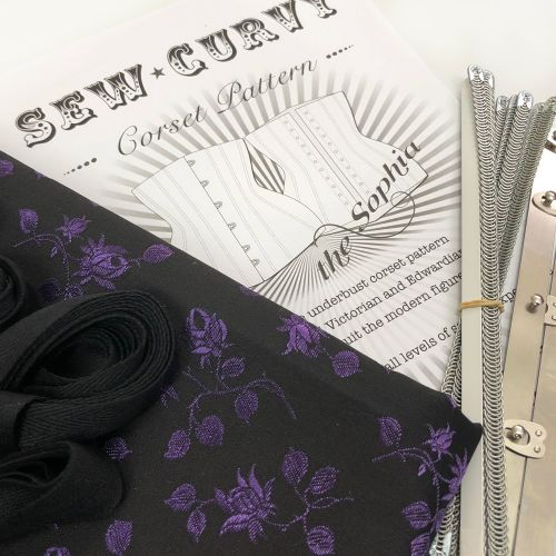 Purple Haze Corset Kit