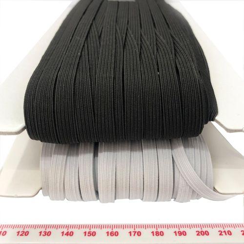 Boil proof elastic - 7mm