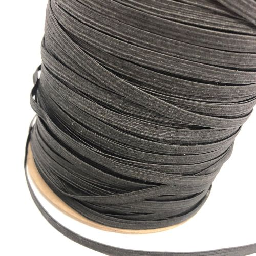 Boil proof elastic - 6mm